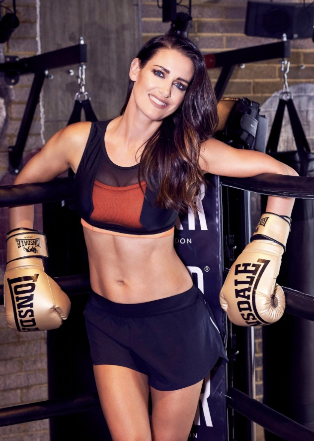 GET THE GLOW . . . WITH KIRSTY GALLACHER