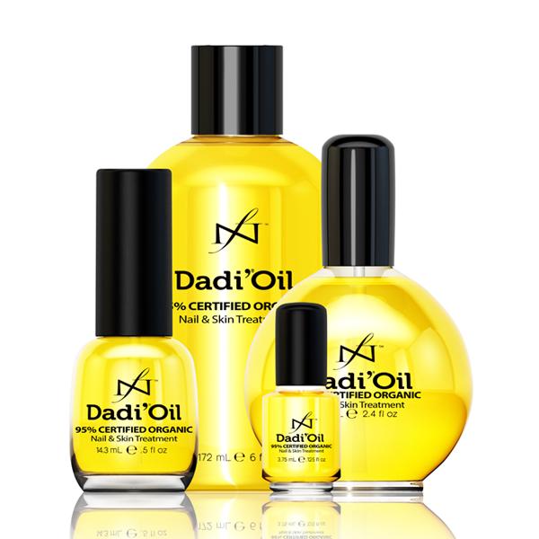 LISA LOVES . . . DADI' OIL NAIL TREATMENT